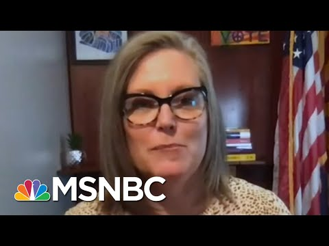 Arizona Secretary Of State: No Illegal Votes Are Being Counted | MSNBC
