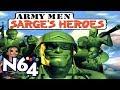 Army Men : Sarge's Heroes - Nintendo 64 Review - HD