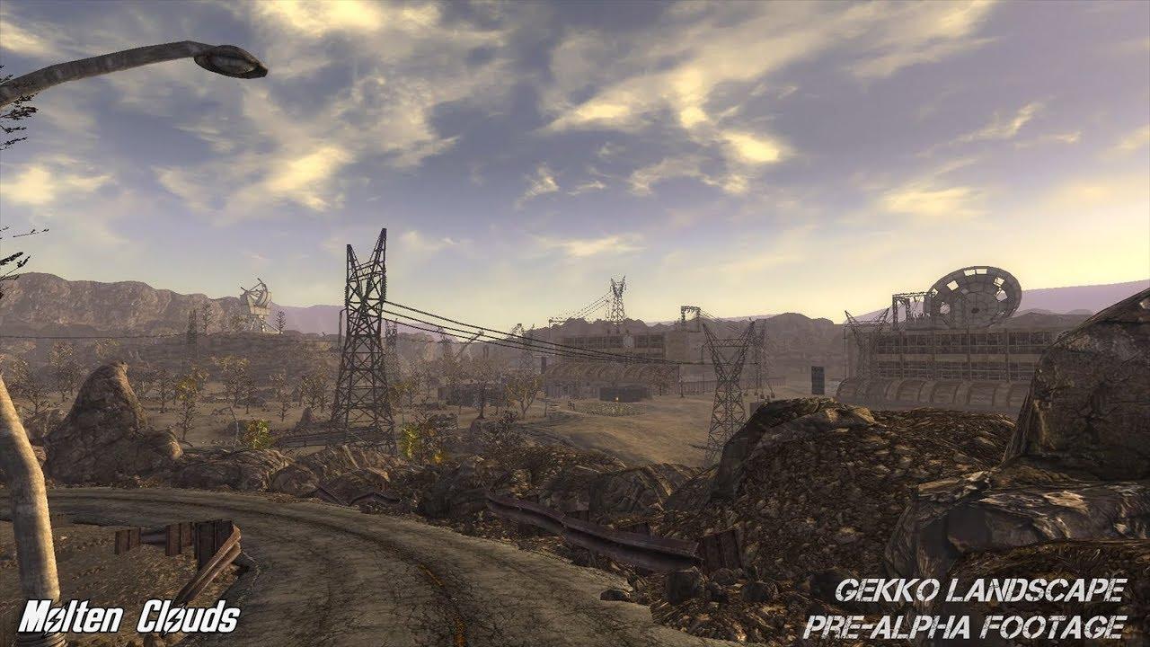 Моддеры работают над воскрешением легендарной Fallout 2 - 4PDA