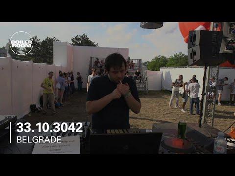 33.10.3042 MAD in Belgrade X Boiler Room Live Set