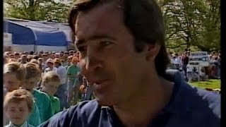 1989 Seve Ballesteros v Mark Mouland Q Final of Epson G Prix Matchplay at St Pierre Chepstow Wales