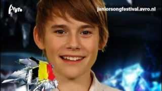 Junior Eurovision Song Contest - België: Fabian - Abracadabra (2012)