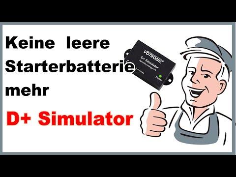 D+ Simulator von