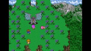 Final Fantasy V (english translation) - Final Fantasy V (SNES) Fly Dragon! - User video