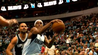 NBA: Mavericks-Spurs Texas Shootout in Super Slow-Motion
