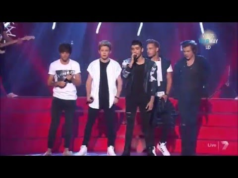Best Song Ever - One Direction Live