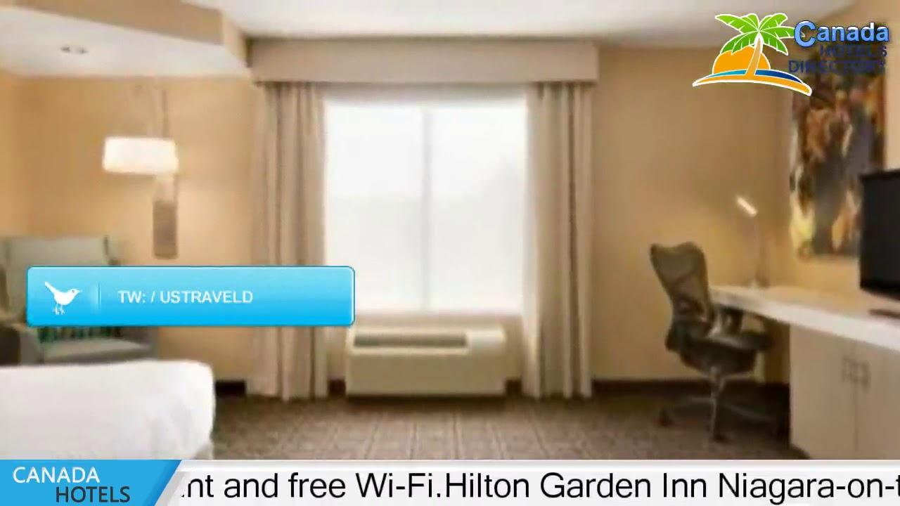 Hilton Garden Inn Niagara-on-the-Lake - Niagara on the Lake Hotels ...