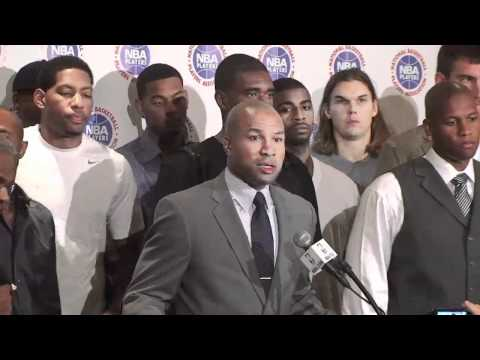 Derek Fisher On NBA Lockout