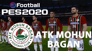 ATK MOHUN BAGAN F.C in Indian Super League | ATK Mohun Bagan F.C VS East Bengal F.C| Kolkata Derby