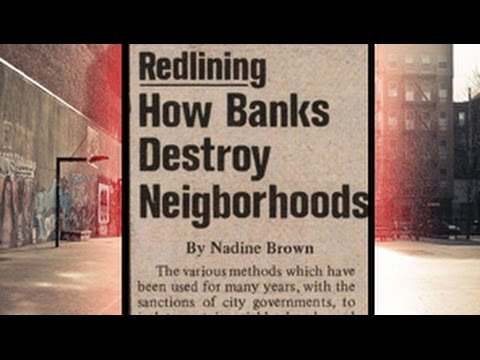 Redlining: The Origin of American Ghettos