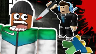 I FOUND THE MURDERER! | Roblox