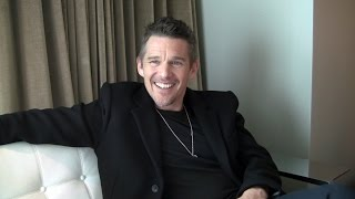 Ethan Hawke on 'Born to be Blue' and the Popularity of the 'Before Sunrise' Trilogy