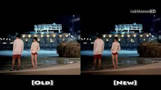 SNSD & 2PM - CABI Song(Comparison Old & New MV)