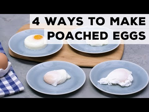 4 Ways to Poach an Egg   Food Network