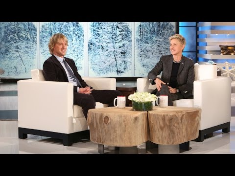 Owen Wilson on a 'Zoolander' Sequel - YouTube