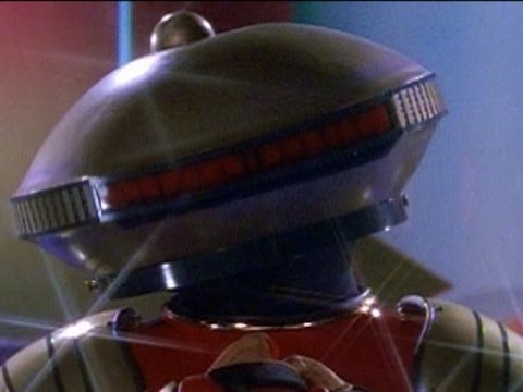 Evil Alpha 5 in Mighty Morphin Power Rangers