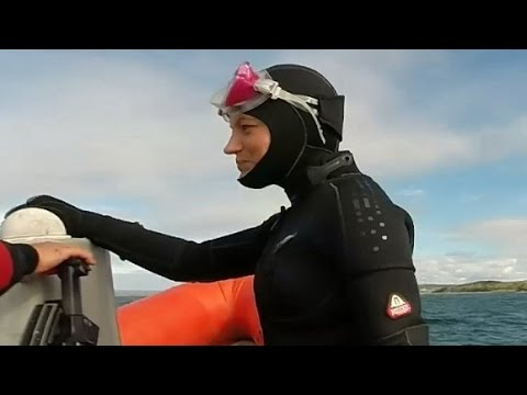 Our Scuba Trips | Scuba Diving around Green Island & Finnis Reef, West Coast, Ireland GoPro HD