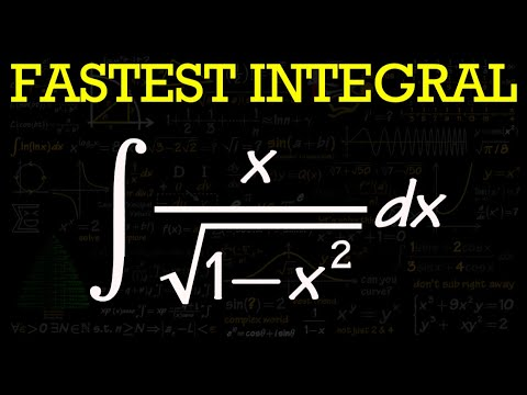 Integral Of Xsqrt1 X2 Youtube