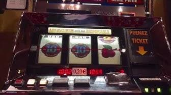 Jackpots Casinos Normandie Etretat et Yport ! Handpay France