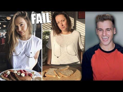 Girl Recreates Celebrity Photos In The Funniest Way