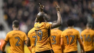 HIGHLIGHTS | Wolves 3-0 Reading