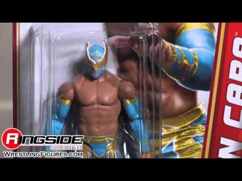 Sin Cara WWE Series 18 Mattel Toy Wrestling Action Figure - RSC Figure Insider