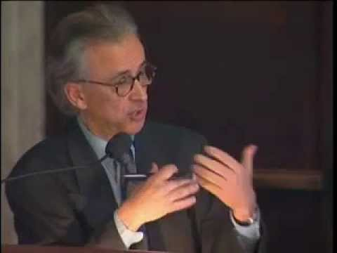 Conference; Art and the New Biology of the Mind, Antonio Damasio