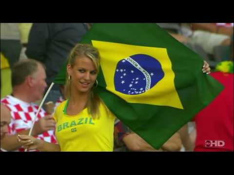 FIFA World Cup 2010 - K'Naan Waving Flag