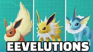 How To Get Jolteon, Flareon And Vaporeon | Pokemon Let's Go Eevee And Let's Go Pikachu