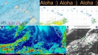Hawaii Weather and Kilauea Monitoring