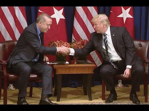 Trump Meets Turkey's President Recep Tayyip Erdoğan - Full Statements