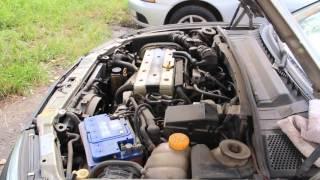 Автомобиль Opel Vectra B. В чем же проблема? Может у вас такое было?