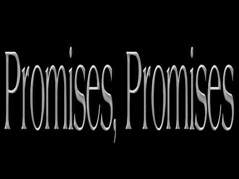 Burt Bacharach  Hal David ~ Promises, Promises