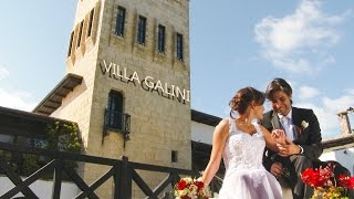 Организация свадьбы в волшебном замке Villa Galini | Mouzenidis Travel(, 2014-11-05T15:43:28.000Z)