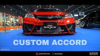 Honda Accord Gen 9 Black Pearl Complete