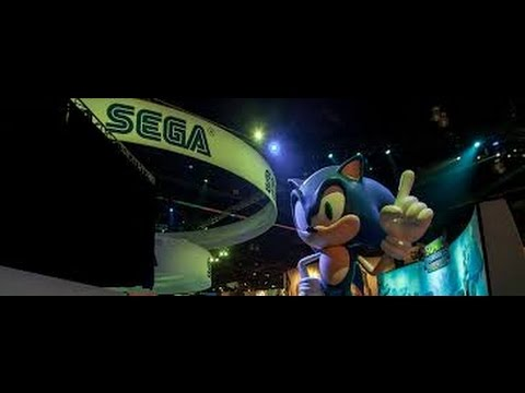 SEGA REPUBLIC @ THE DUBAI MALL 2015