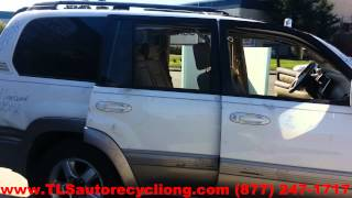 2004 Toyota Land Cruiser 4WD Parts for Sale - Save upto 60%