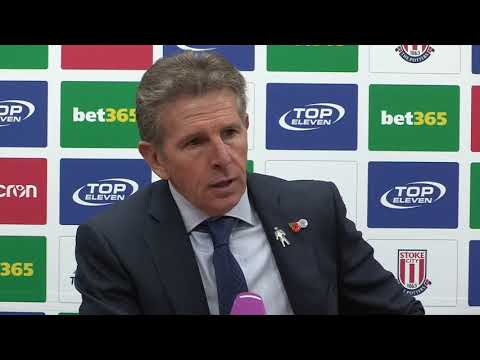 Puel: Riyad Mahrez back to his best for Leicester