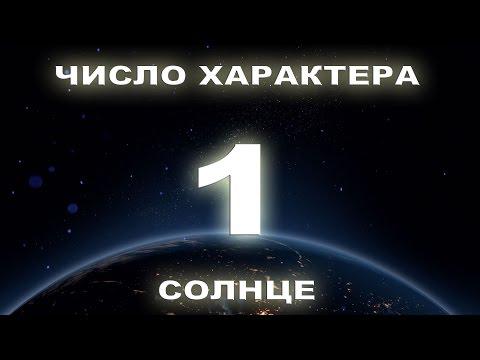 Число характера 1. Люди рожденные 1, 10, 19, 28 числа.