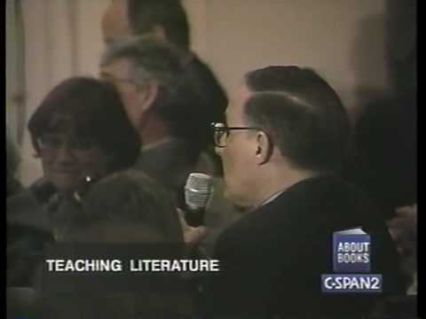 James Seaton on The Teaching of Literature - Part 7