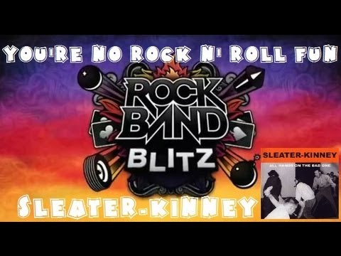 sleater-kinney---you're-no-rock-n'-roll-fun---rock-band-blitz-playthrough-(5-gold-stars)