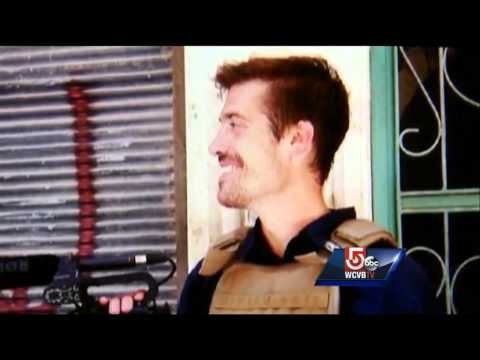 Chilling email sent to James Foley's family before beheading