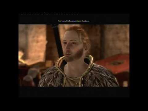 Anders & Hawke ~Male~ Best Romantic Scene EVER - Dragon Age 2