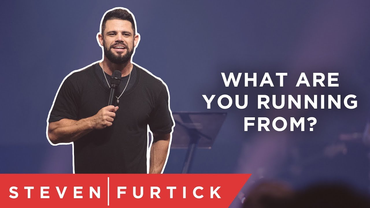 What are you running from? | Pastor Steven Furtick