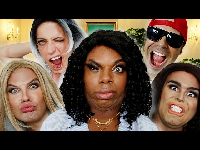 "Little Mix - ""Hair"" ft. Sean Paul PARODY"