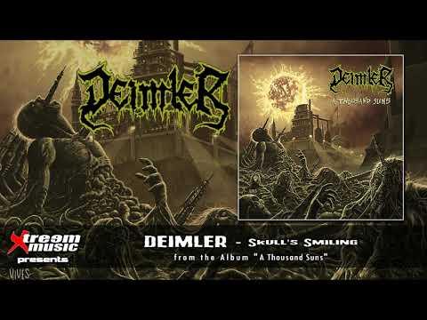 DEIMLER - Skull's Smiling [2021]
