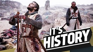 BATTLE OF HATTIN - fall of the Crusades - IT'S HISTORY