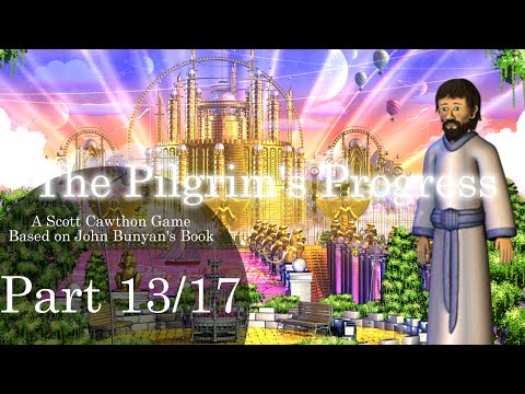 The Pilgrim's Progress (Part 13 of 17) - Winning the Game, Being Greeted by Jesus