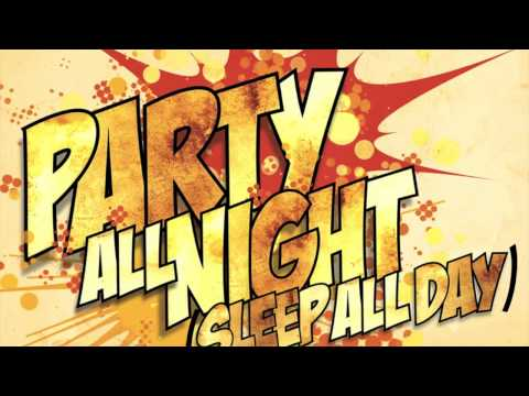 Sean Kingston- Party All Night (Exclusive! Hear It First!)