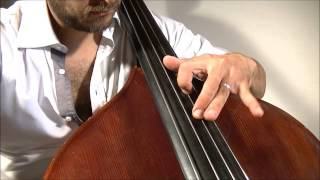 J.S.Bach - Cello Suite No.1 - Prelude - Double Bass